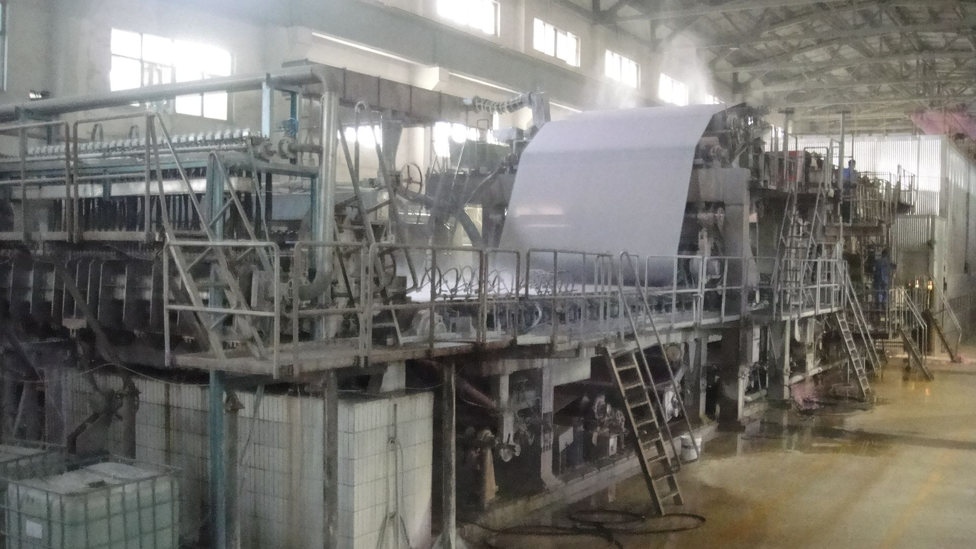 Keylife Supplied Forming Wire for Paper Machine