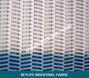 Hydrolysis Resistant Spiral Drying Fabrics