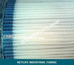 PES Spiral Drying Screen for Paper Mill