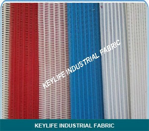 Spiral Dryer Mesh Resistant to Contamination