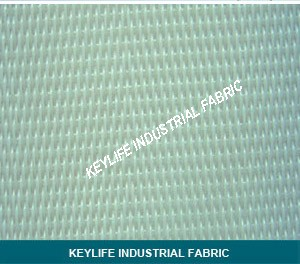 Sludge Dewatering Fabrics as Wet Filtration media