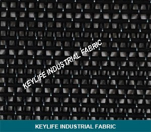 Pulp Fabric to Dewater Fibrous Paper Sludge