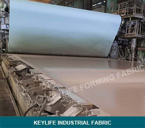 Custom Engineered Technical Textiles for Paper Machine